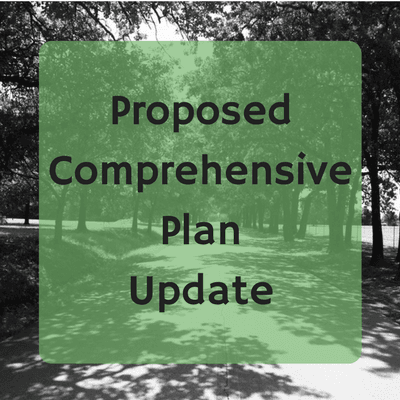 Proposed Comprehensive Plan Update(1)