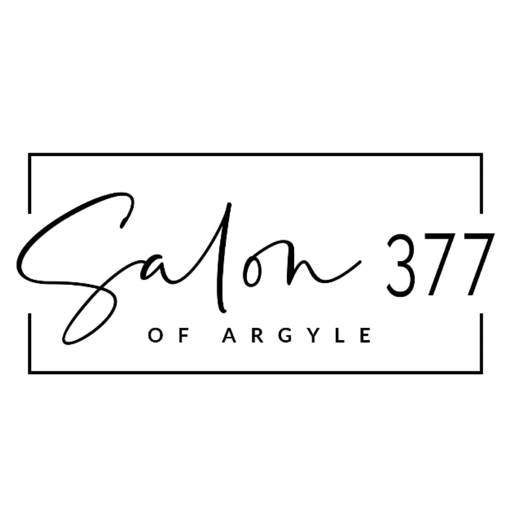 Salon377 Logo